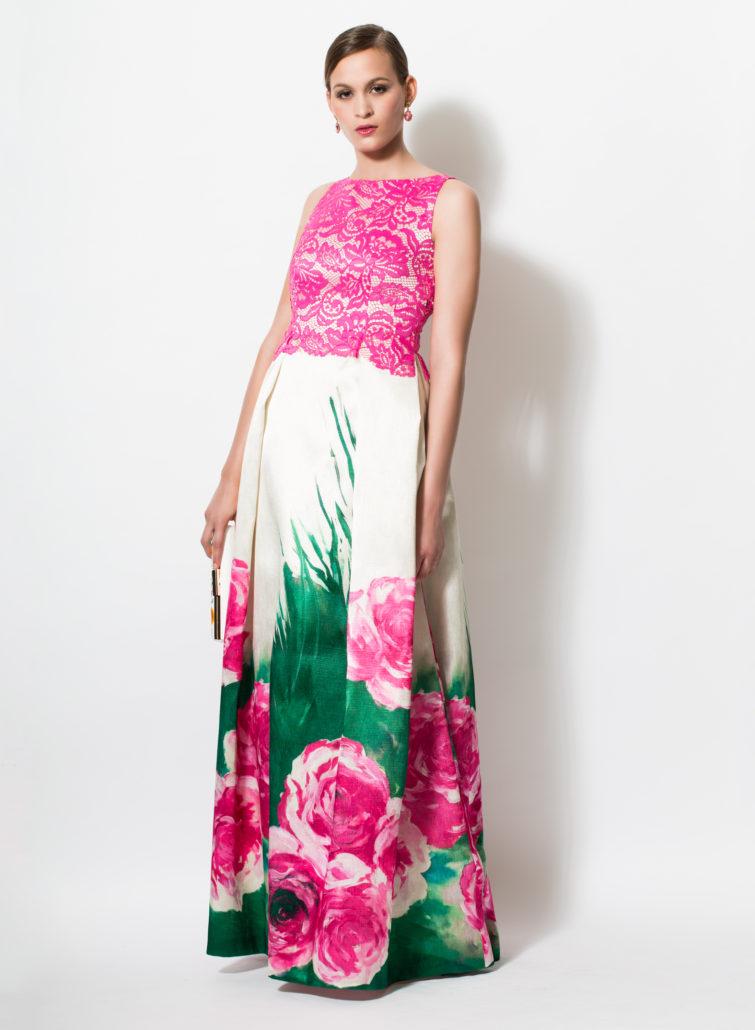 600250d0a Vestidos de Fiesta Nuribel Collection Primavera-Verano 18 | Nuribel