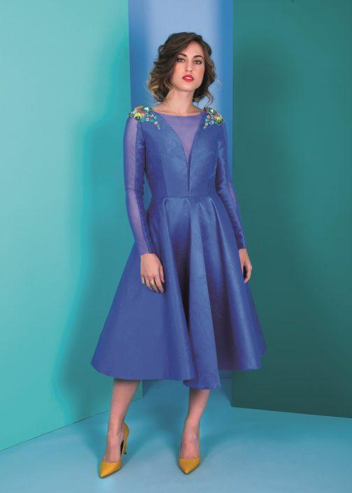 vestidos cortos elegante