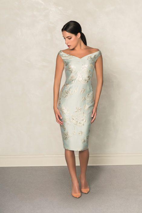 vestidos de cóctel para boda de día