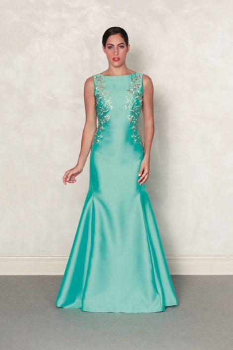 long godmothers dresses