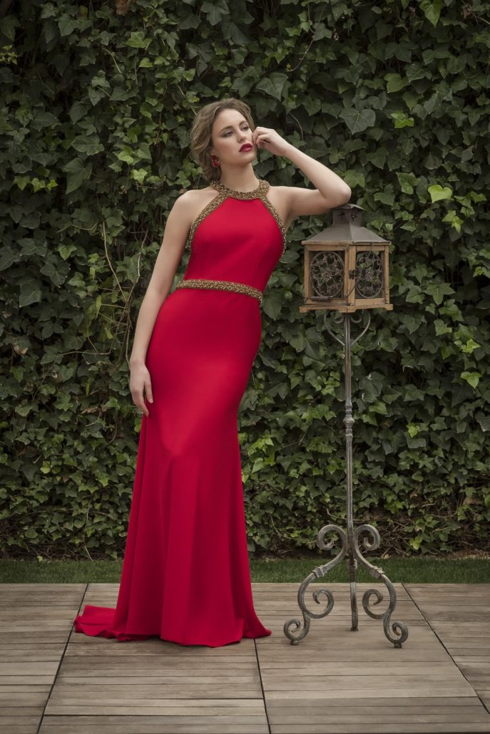vestidos de cóctel couture 2019 | nuribel fabricantes de moda