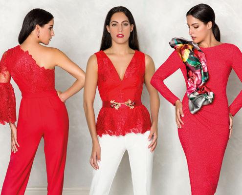 PORTADABLOG Rojo Collection