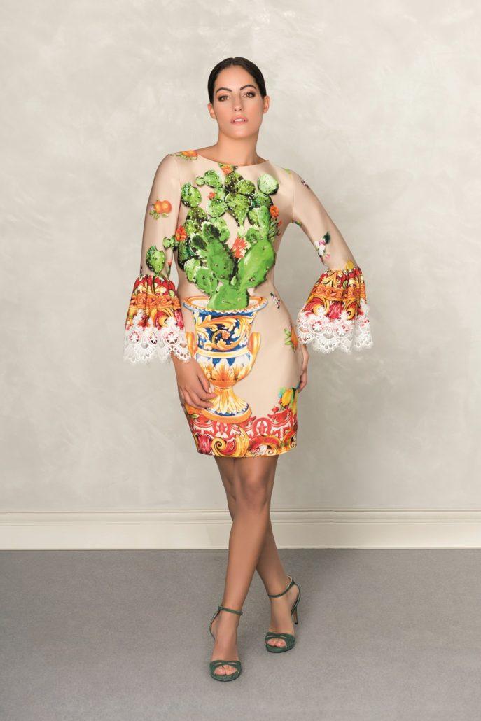 vestido corto para fiesta