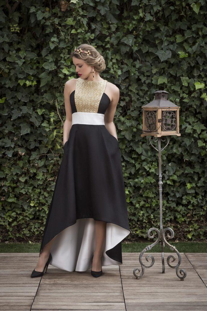 vestido para madrina