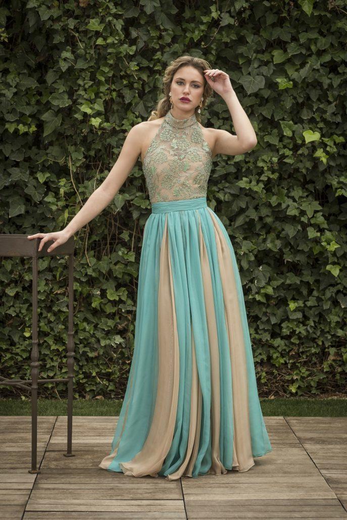 vestido de fiesta para invitada perfecta
