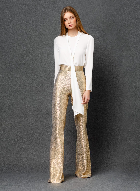 Pantalón de fiesta para dama 2020