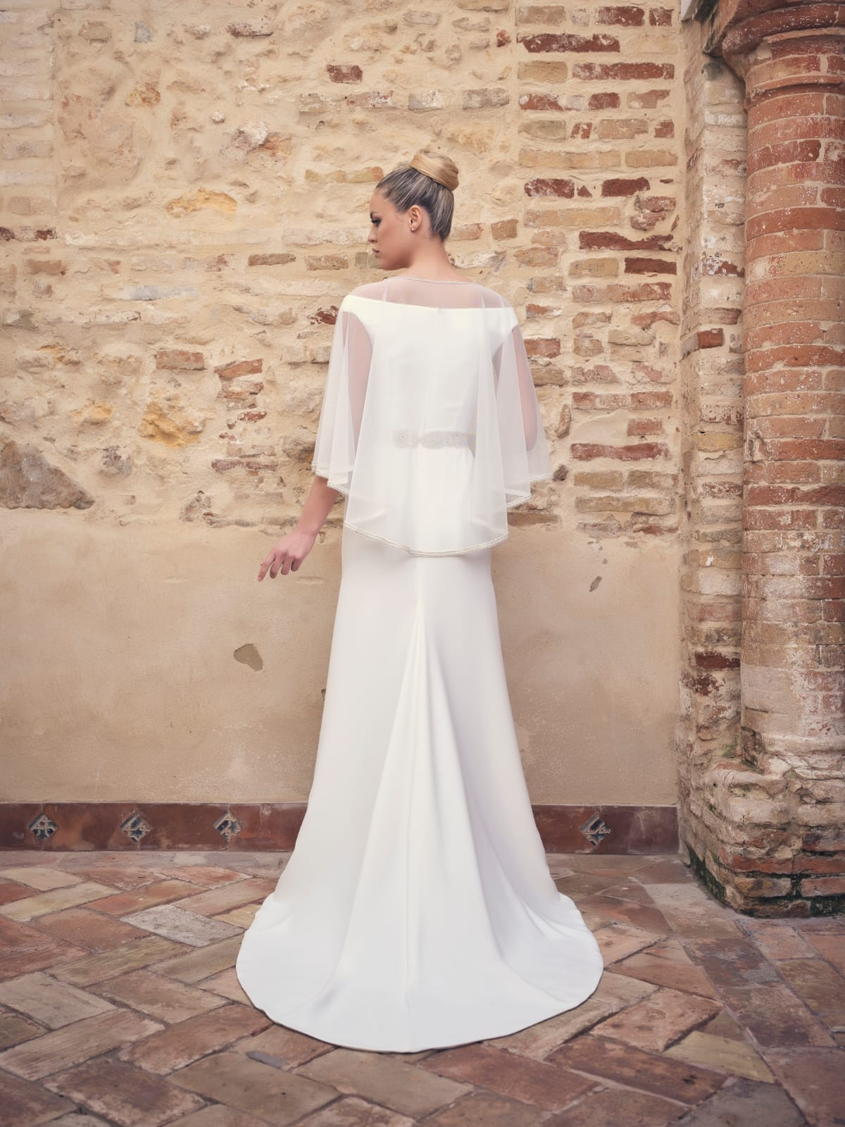 tul para vestido de novia