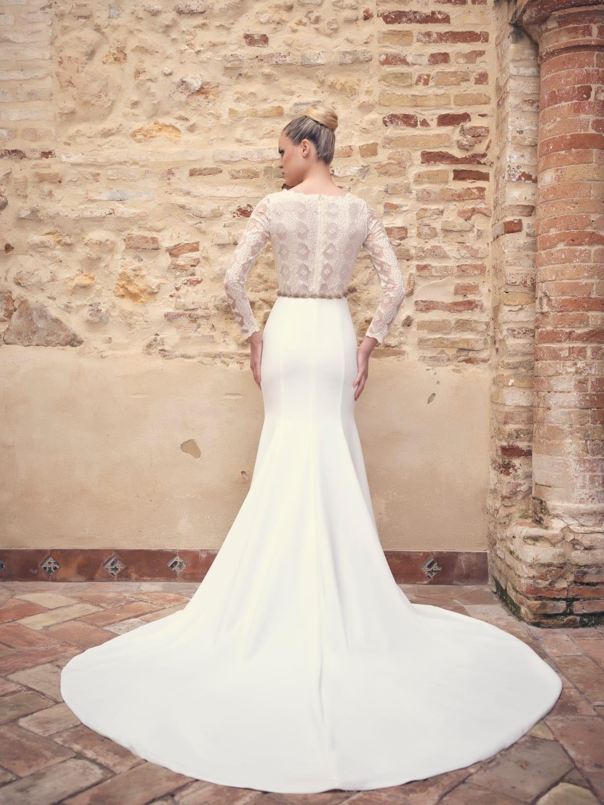 vestido de novia princesa