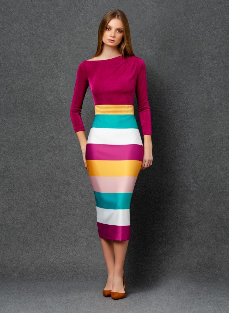 Vestidos invitada perfecta invierno 2020