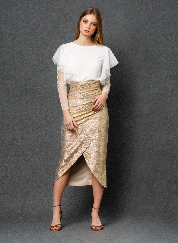 Falda de fiesta 2020