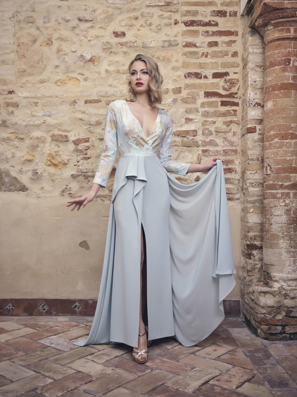 Vestido de madrina Otoño 2020