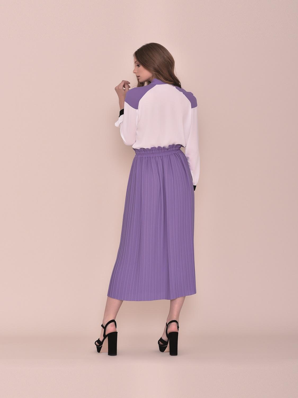 Conjunto comunión falda y camisa primavera 2020