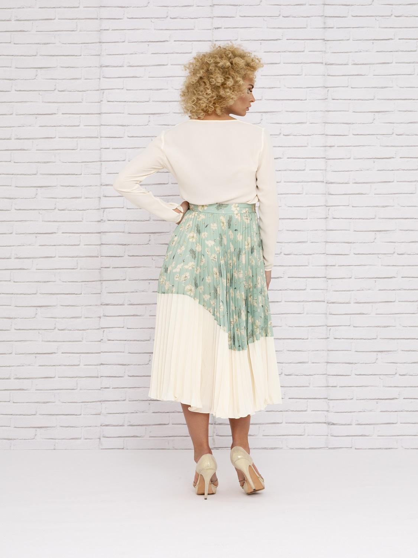 Conjunto de falda mamá de comunión primavera-verano 2020