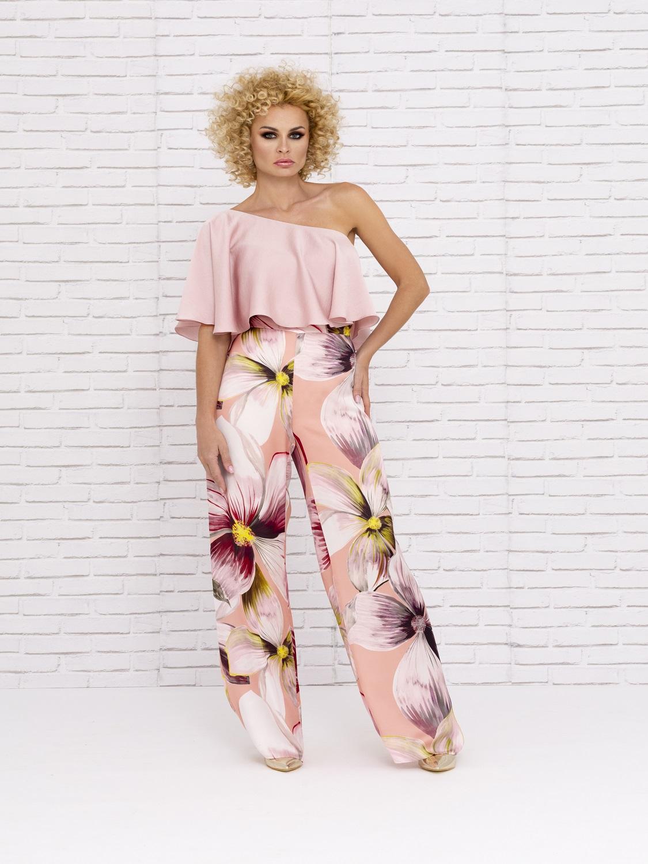 Conjunto de pantalón para boda primavera-verano 2020