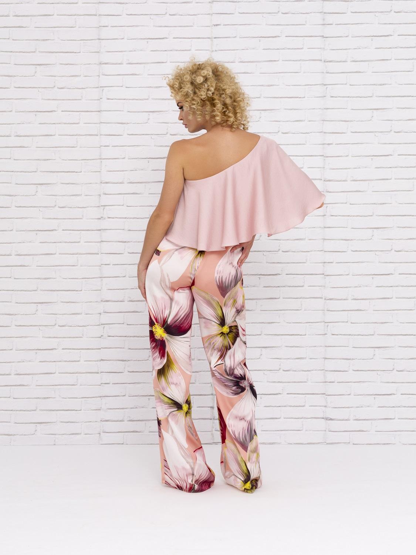 Conjunto de pantalón para boda primavera-veranoConjunto de pantalón para boda primavera-verano