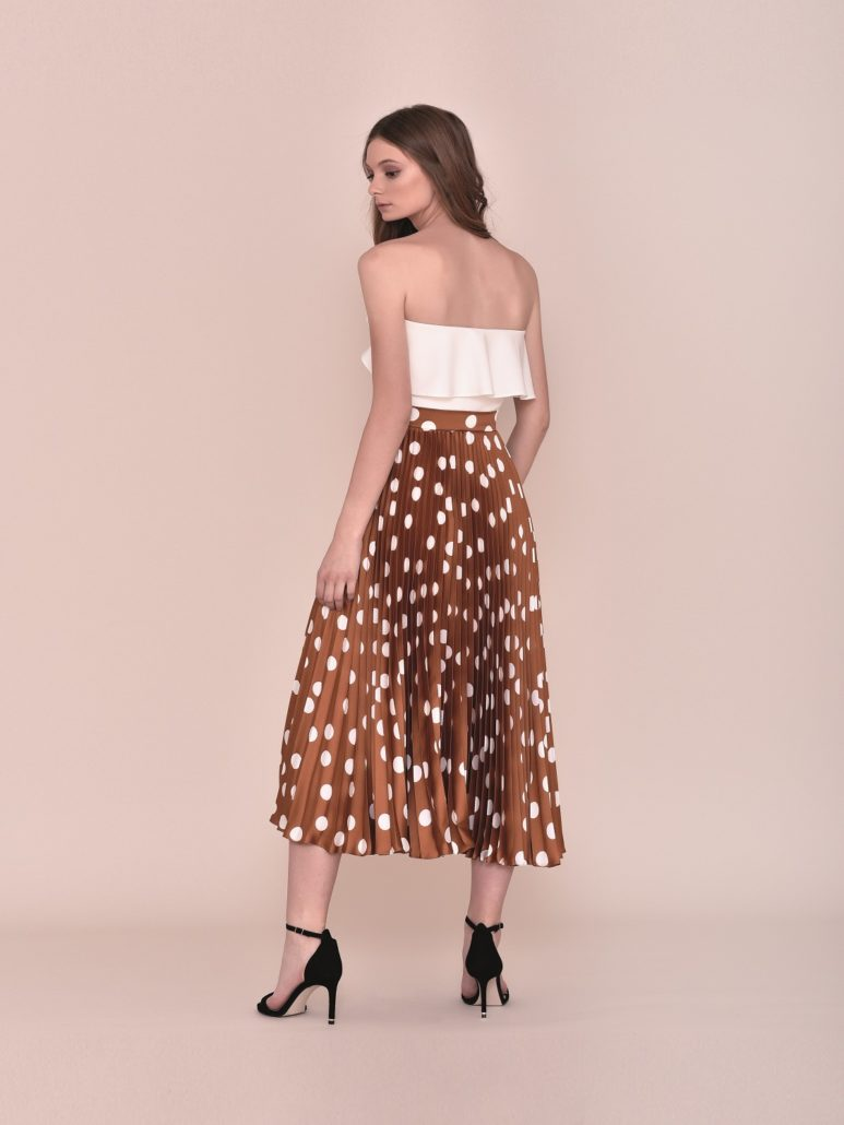 Vestido corto de cóctel 2020