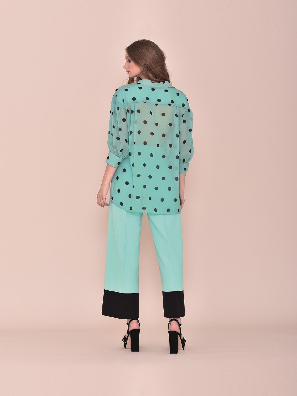 Conjunto pantalón acho con camisa amplia comunión 2020 Style