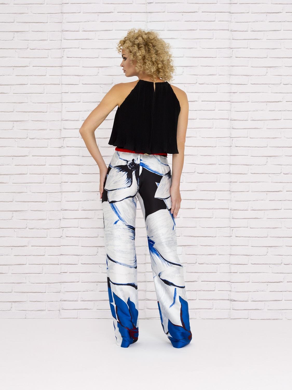 Pantalones de fiesta estampados Verano 2020