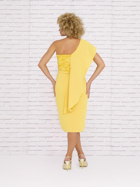 Vestido Mamá de Comunión Corto 2020