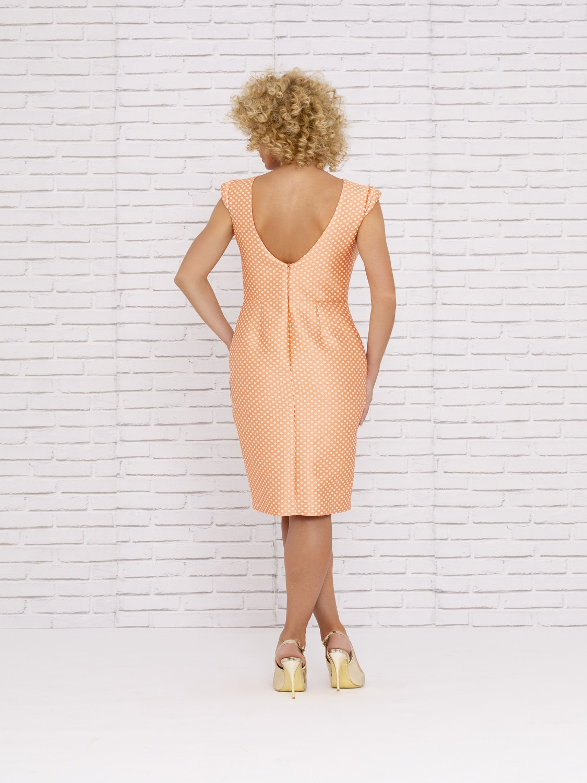 Vestido corto de fiesta primavera-verano 2020