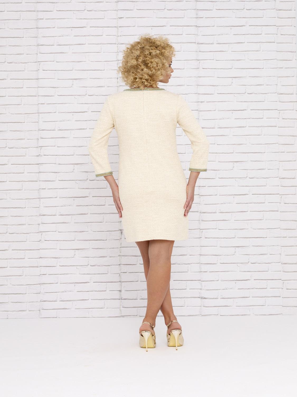 Vestido corto de vestir primavera 2020