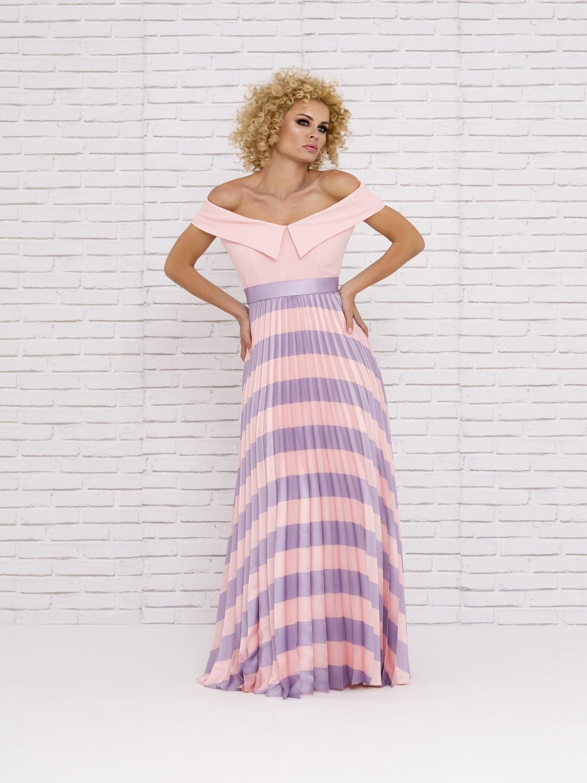 Vestido de fiesta largo, bodas de verano 2020