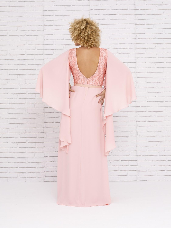 Vestido de fiesta para boda primavera-verano 2020