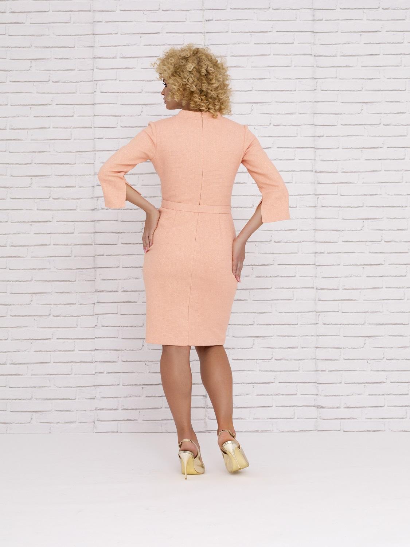 Vestido de mamá de comunión con detalles primavera-verano 2020
