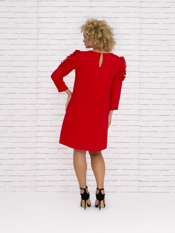 Vestido fiesta Corto rojo verano 2020