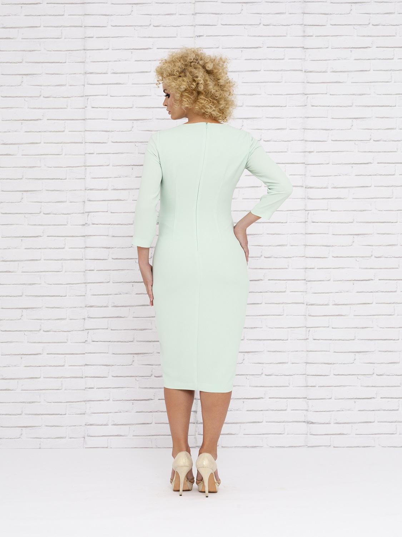 Vestido midi mamá de comunión 2020 primavera-verano