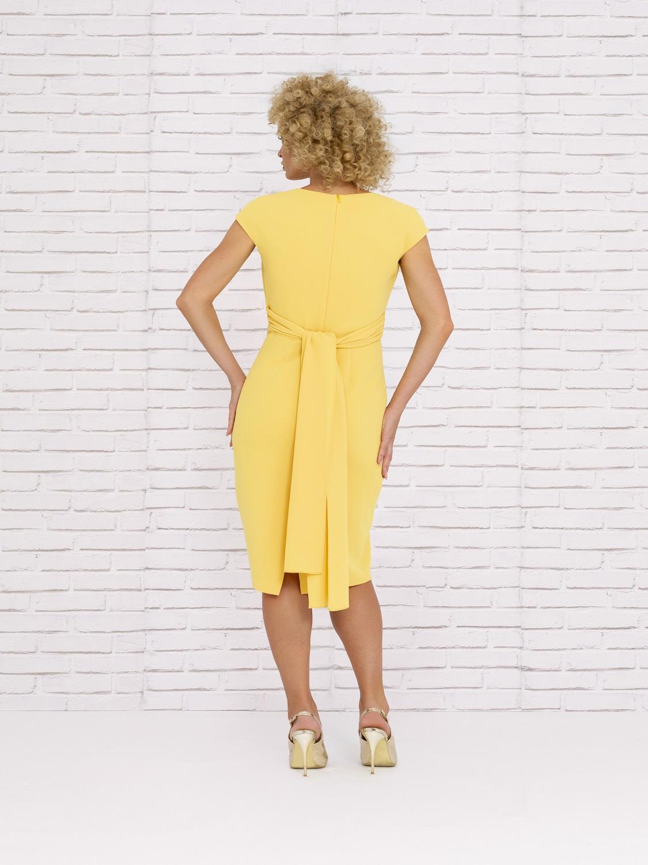 Vestido para mamá de comunión recto primavera 2020