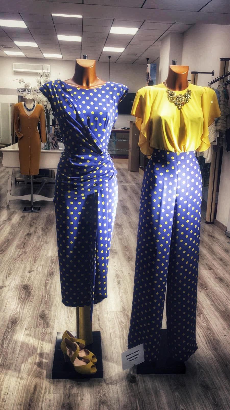 Vestidos mamá de comunión 2020