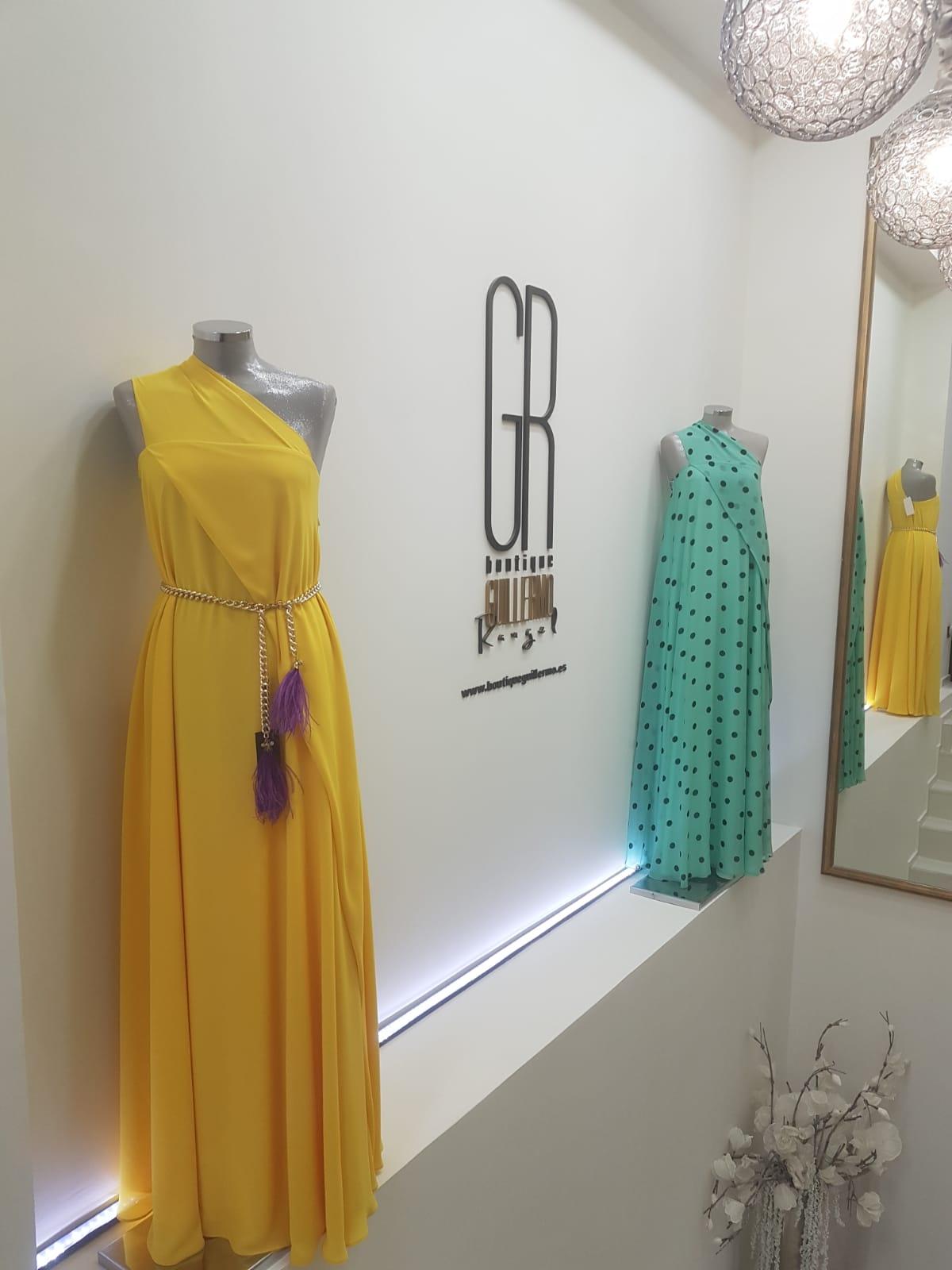 vestidos largos de fiesta nuribel