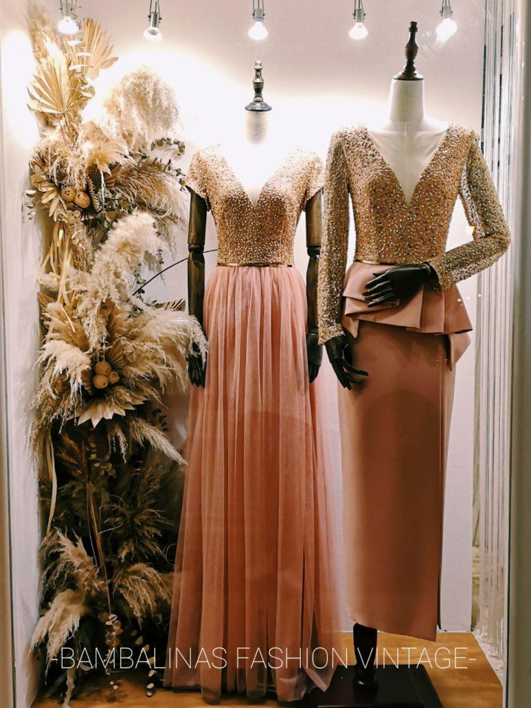 Vestidos largos de fiesta para invitadas