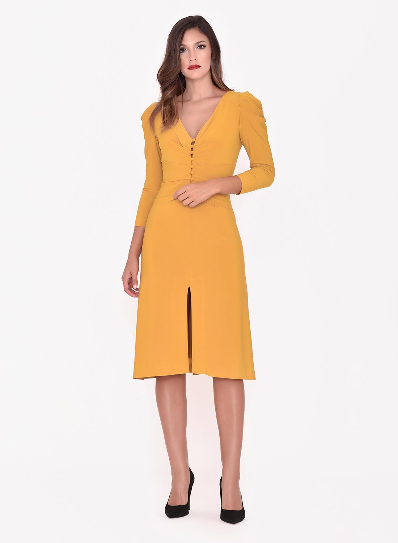 Vestido corto para otoño