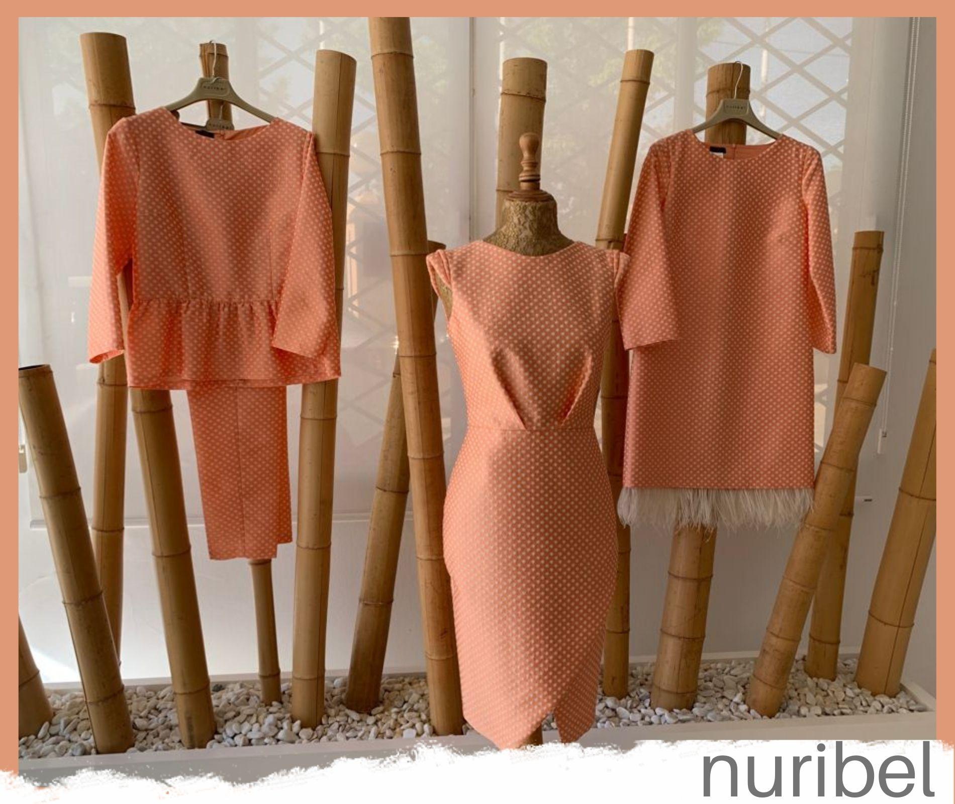 vestido cóctel 2021